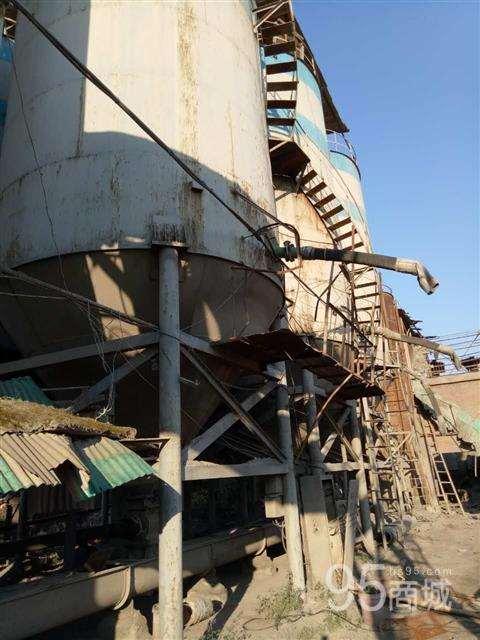 出售2010年西安100吨水泥储存管