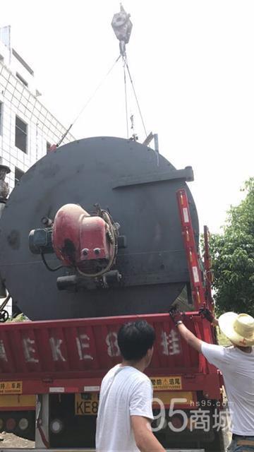 出售2012年江苏常州3000X101导热油锅炉