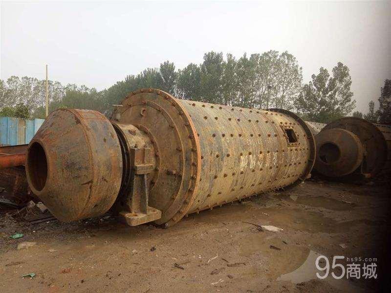 出售2011年2.1米X4.5米山东招远磨机