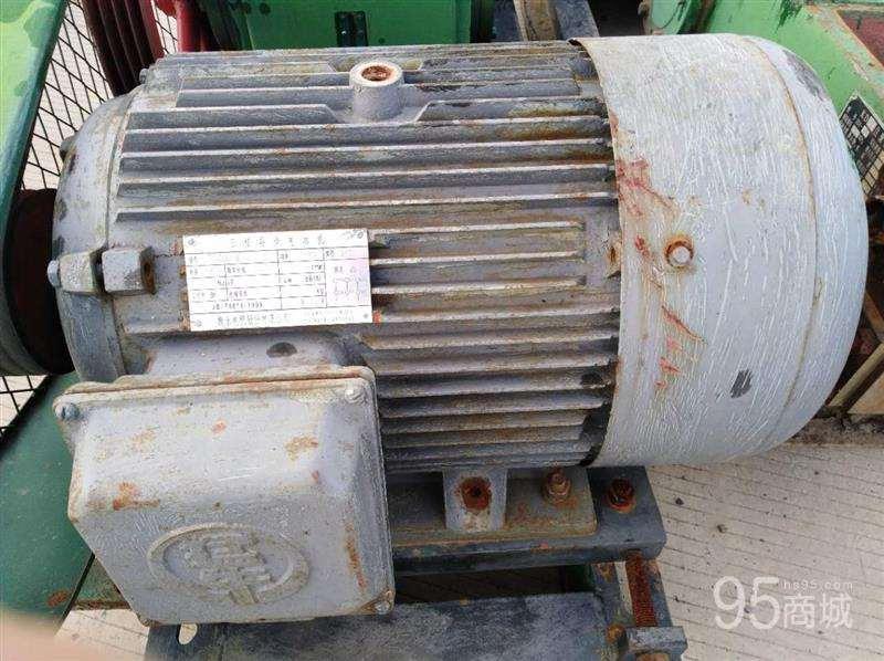 出售2001年衡水15KW三相异步电动机