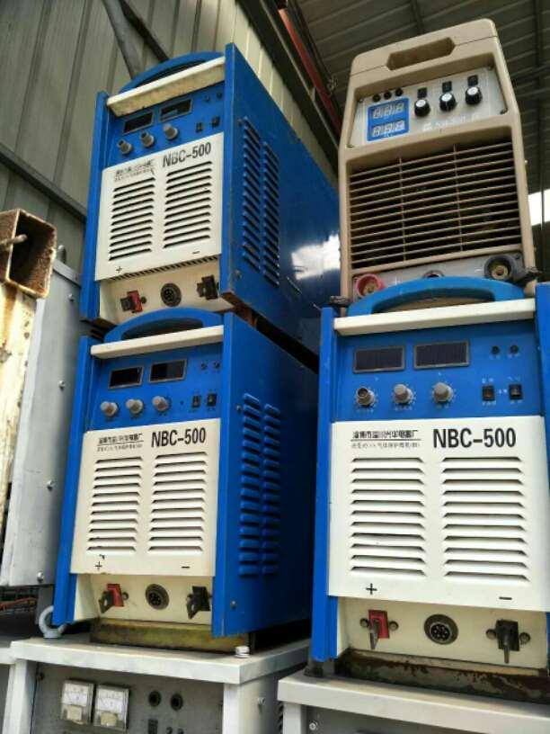 出售2016山东亿泰500二保焊机