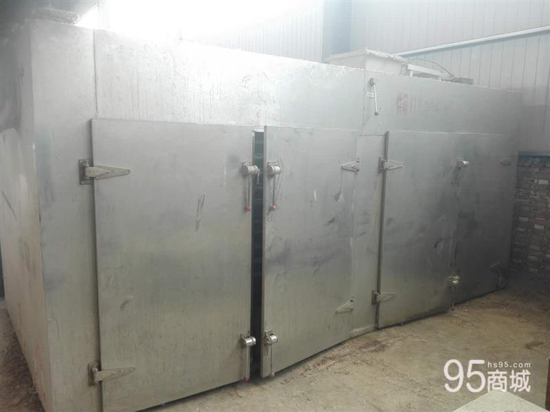 出售2011年4门8车热风烘箱