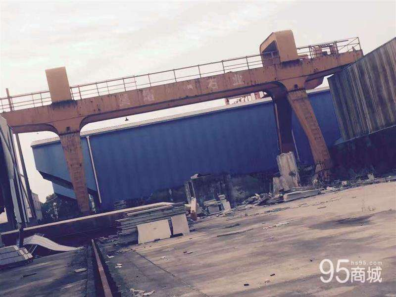 出售2013双梁2吨18米跨度龙门