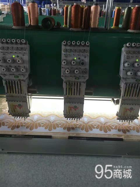 出售2012年622天誉330剪线绣花机