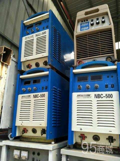 出售2010山東億泰500二保焊機