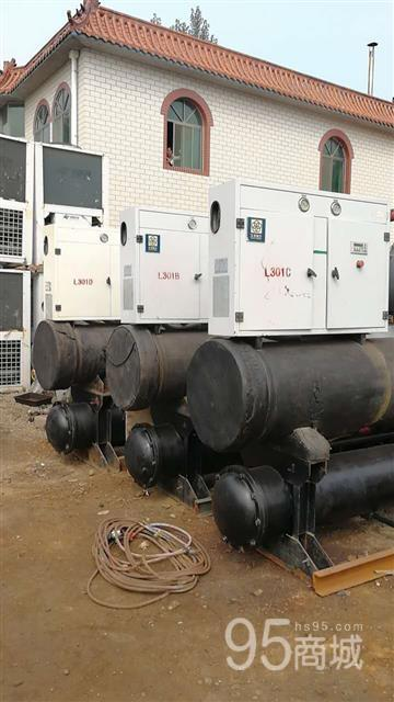 转让2005年南京五洲R22中低温螺杆机组