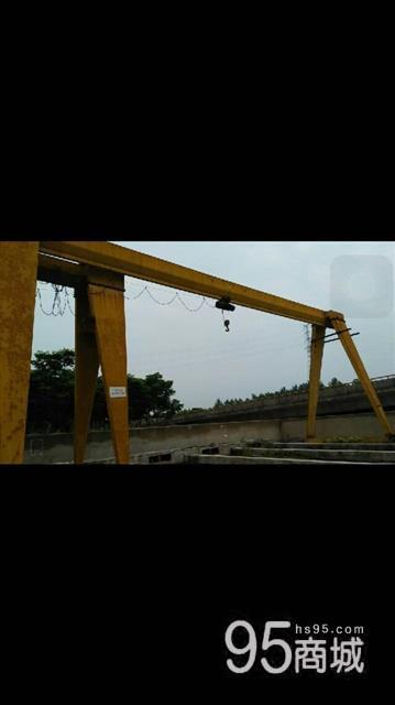 出售2013年5吨龙门吊 跨度20米 起升高度6米
