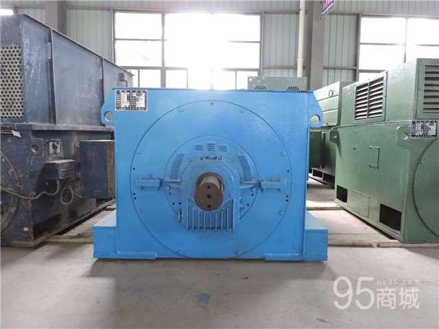 出售2010年兰州YR630-8 6KV 1600KW电机,可正常使用