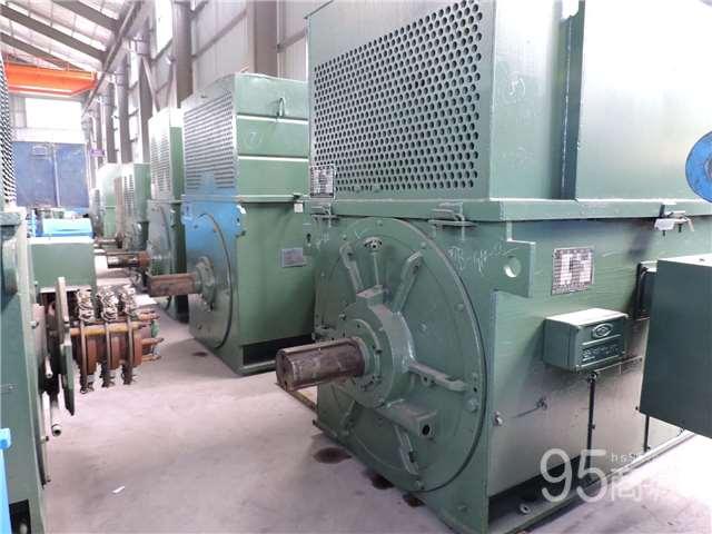 出售2009年兰州YKK560-6 10KV 710KW电机,已保养