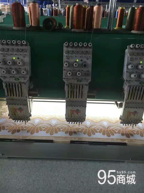出售2013年天誉330剪线绣花机