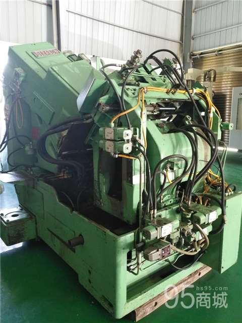出售2009年美国格里森NO.606弧齿拉齿机