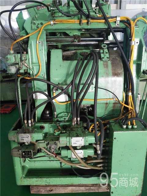 出售2009年美国gleason弧齿拉齿机No.607