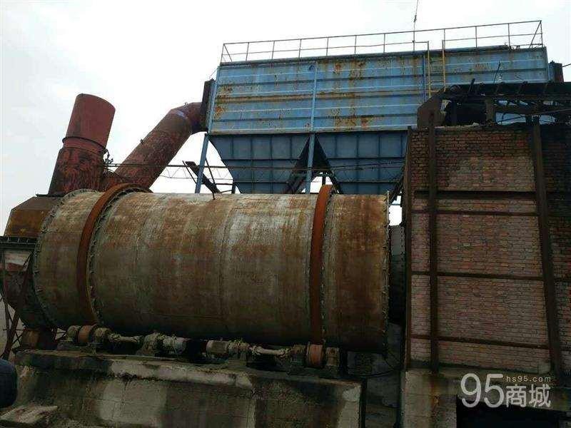 出售2012年 上海路橋產3.2×7米三筒烘干機