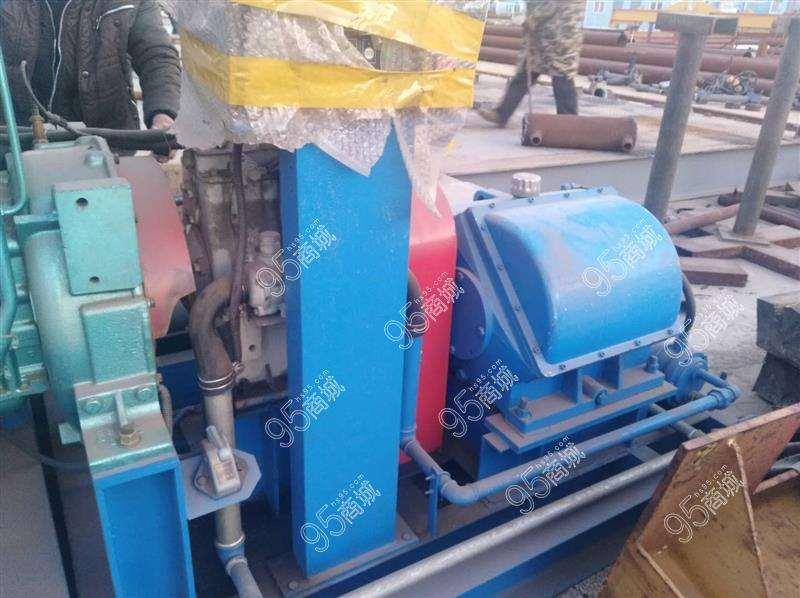 斯太爾1500千瓦柴油發電機