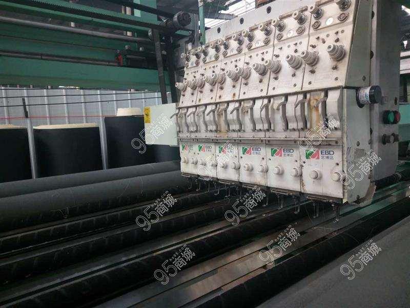 出售14年艺博达双幅5.08绗绣机