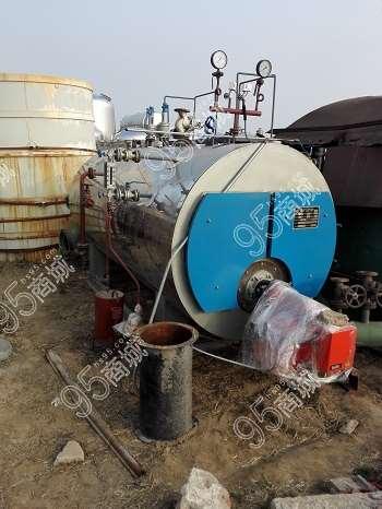 出售二手燃氣燃油生物質鍋爐