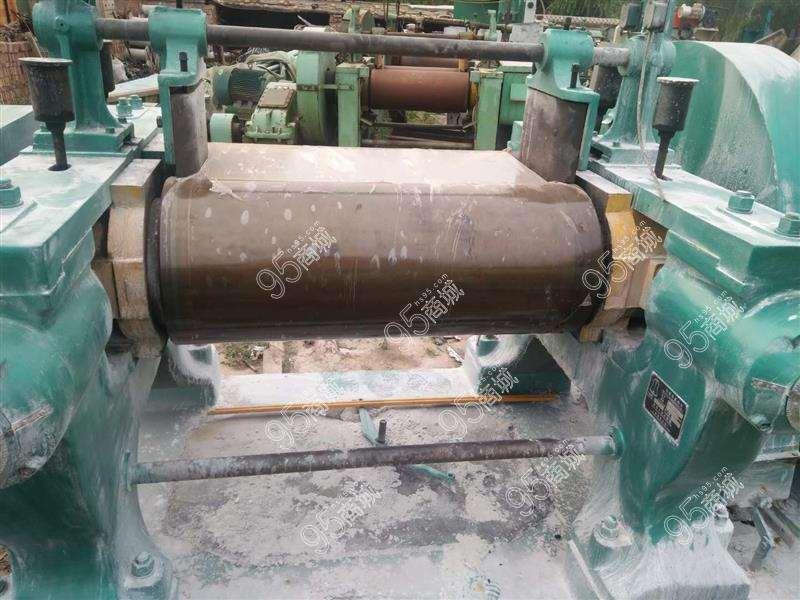 出售13上海xk-400炼胶机