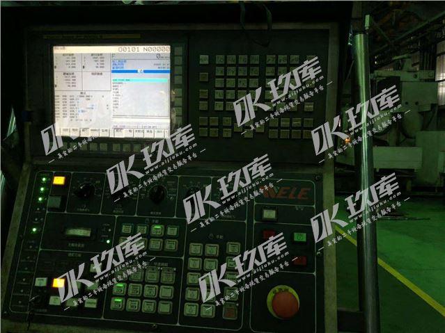 原廠正品崴立ML-540龍門加工中心