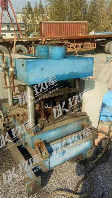 出售无锡威华80-300C型钢机