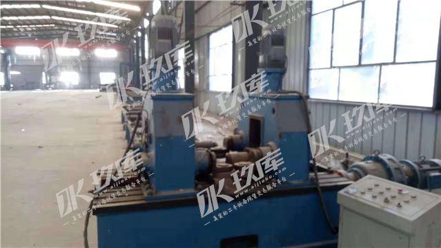 出售13年无锡恒富牌钢结构生产线一套