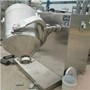 山东出售二手1000升不锈钢三维混合机3台
