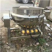 安徽出售二手不锈钢直径1米夹层锅