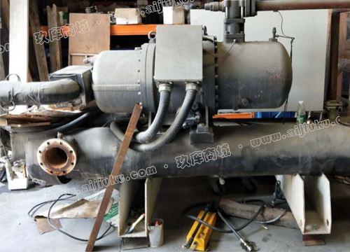 志高R-1804-078水冷螺桿式冷水機