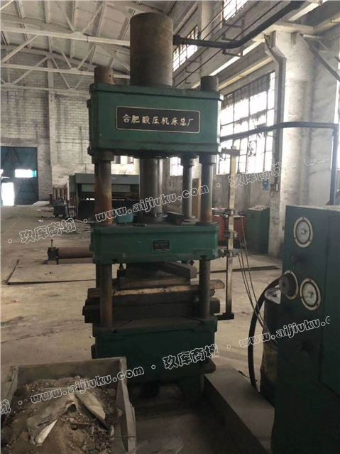 合肥100吨四柱液压机