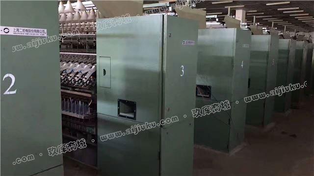 出售2005年上海二紡機507細沙機