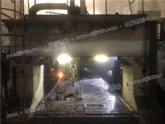 出售国产宁波海天HTM-6228G龙门定梁镗铣中心