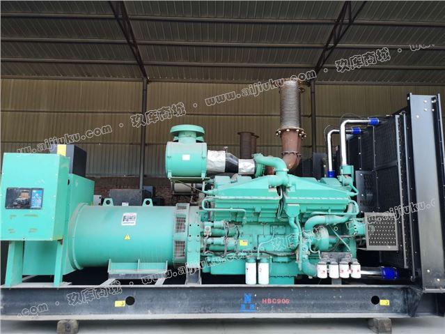 330千瓦重庆康明斯发电机组