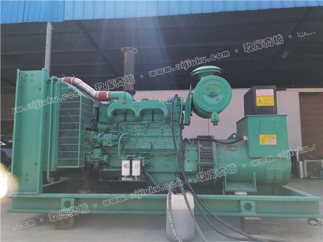 新款韩国大宇五百千瓦柴油发电机