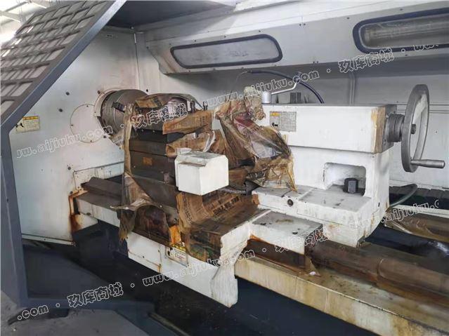 80285车床安装未用