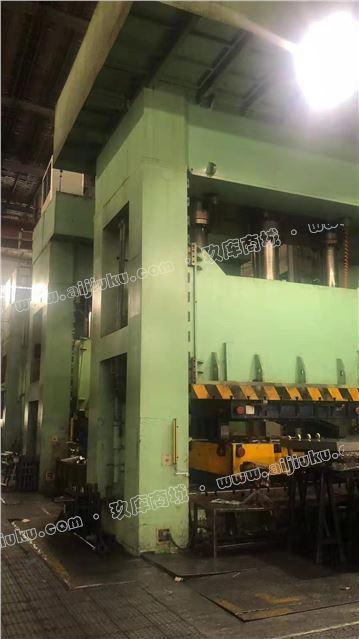 天锻生产Y27系列1300吨一台