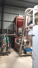 膨化机65双螺杆狗粮设备全套生产线
