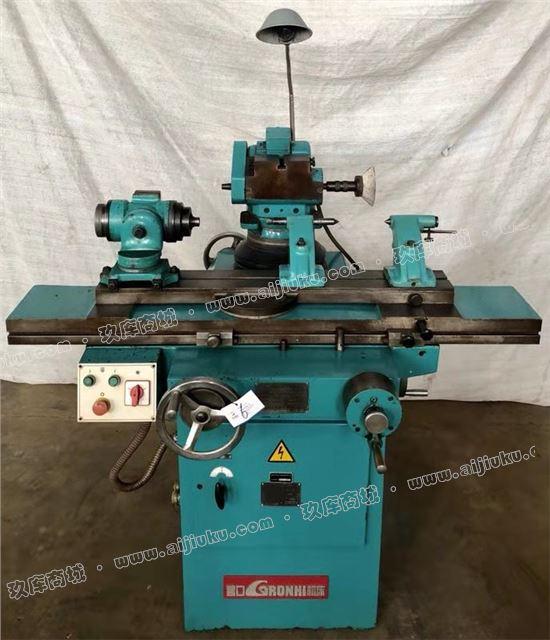 海日磨床出售二手营口机床厂工具磨床M6025K