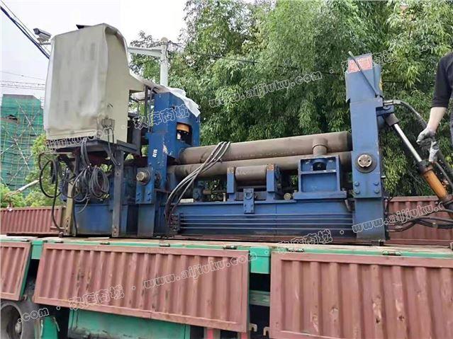 南通产20*2米卷板机