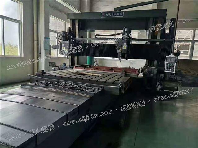 厂家处理抵账机【南通鑫昌2.5-4米龙门铣床】二手龙门铣床