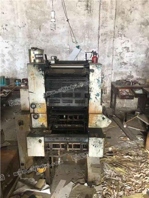 安徽蚌埠出售日本宾田双色机国产杨敏单色机脚钉机各一台