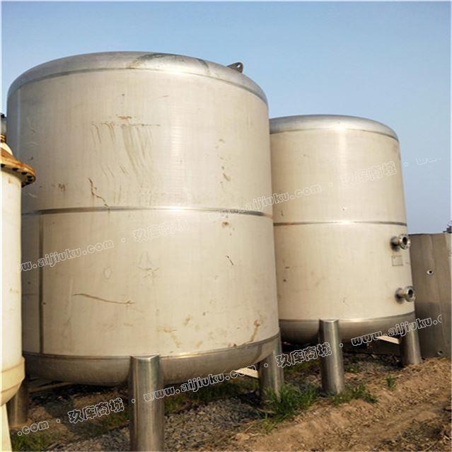 大量出售5吨不锈钢储罐