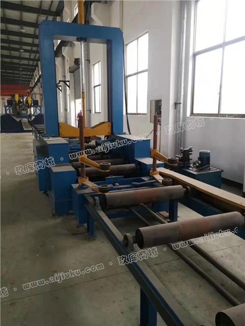 现货出售全新钢结构生产线设备