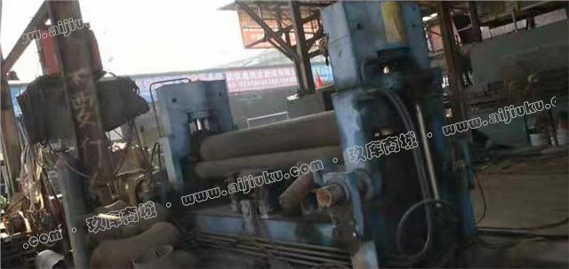 南通太和锻压机床厂,25-2500万能卷板机