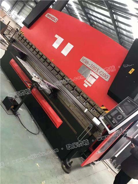 扬力数控折弯机 4.2-100吨