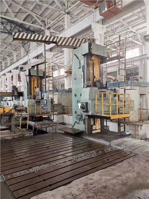 齐齐哈尔第二机床厂TX6913 落地镗 行程3-6米