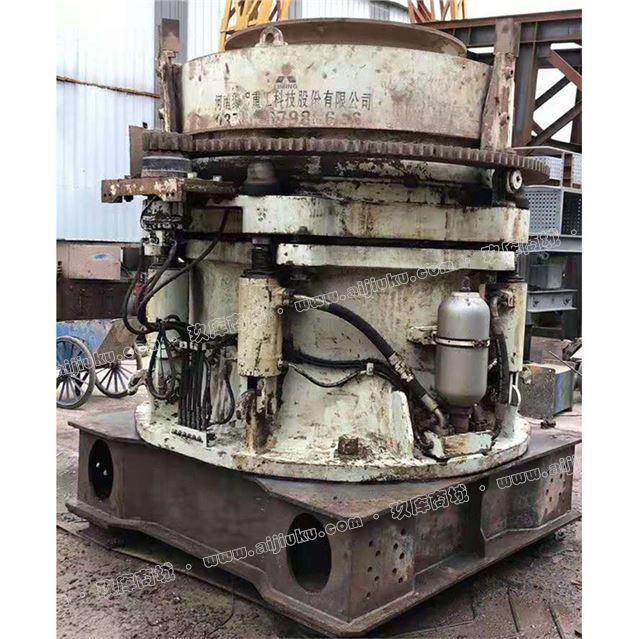 黎明重工HPT300型圆锥破碎机2台出售