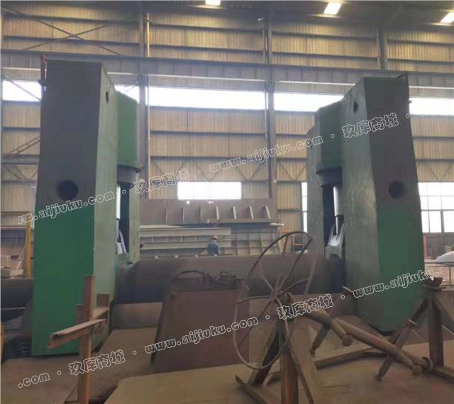 150-3200 液压三辊卷板机