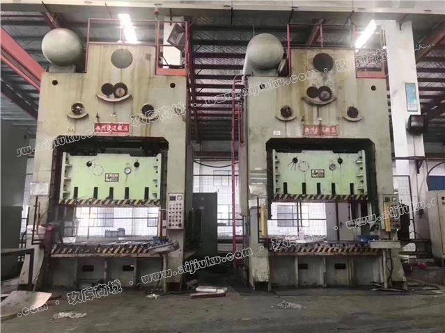 扬州捷迈160吨闭式双点压力机