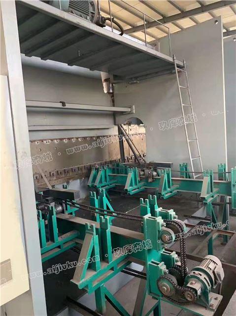 江苏力威1600吨-12米数控折弯机