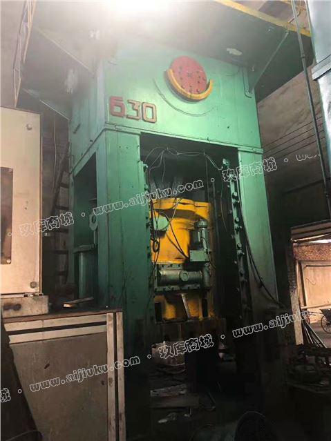 售:俄罗斯630吨压力机