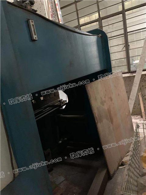 中亚8-2500剪板机80吨-2500折弯机 一套